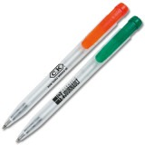 Cadeau d'affaire Stylo Ingeo Clear