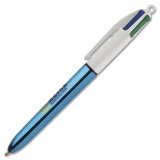 Cadeau d'affaire Stylo BIC 4-Colour Shine