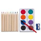 Cadeau d'affaire Ecritoire Multicolor