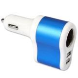 Cadeau d'affaire Chargeur voiture USB Double-charge