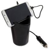 Cadeau d'affaire Chargeur voiture USB Cupcharge