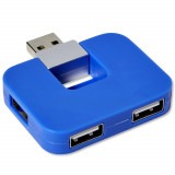 Cadeau d'affaire Hub USB Quattro