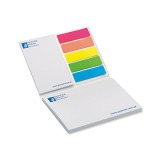 Cadeau d'affaire Carnet Colorsticky