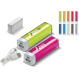 Cadeau d'affaire Batterie externe Transpower 2200 mAh