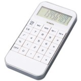 Cadeau d'affaire Calculatrice Phonecall