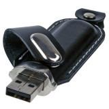 Cadeau d'affaire Clé USB Leather