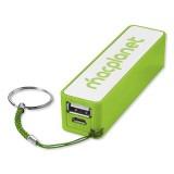 Cadeau d'affaire Batterie externe Jive 2000 mAh