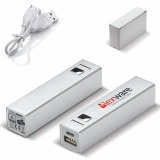 Cadeau d'affaire Batterie externe Trabis 2600 mAh