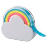 Cadeau d'affaire Porte-ruban mémo Rainbow