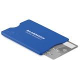 Cadeau d'affaire Porte-cartes de crédit Protector (RFID)