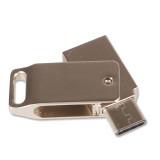 Cadeau d'affaire Clé USB 3.0 Twister Recta (Type C)