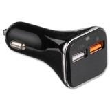 Cadeau d'affaire Chargeur voiture USB Bi-charge