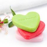 Cadeau d'affaire Savon Heart