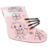 Cadeau d'affaire Chaussette de Noël Colorkids
