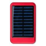 Cadeau d'affaire Chargeur solaires Solaris 4000 mAh