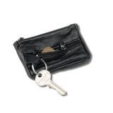 Cadeau d'affaire Porte-monnaie/porte-clés Double