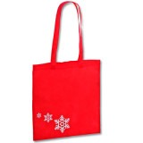 Cadeau d'affaire Sac shopping X-Mas