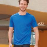 Cadeau d'affaire T-shirt Sporty (homme) 140 g/m²