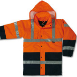 Cadeau d'affaire Parka High Visibility Bi-color