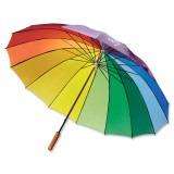 Cadeau d'affaire Parapluie golf Rainbow
