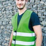 Cadeau d'affaire Gilet fluo Color-Reflect KX100