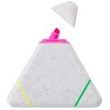 Cadeau d'affaire Surligneur Eco Triangle