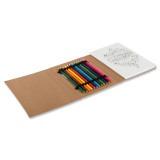 Cadeau d'affaire Livre à coloriage Designo