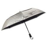 Cadeau d'affaire Parapluie pliable Silverline