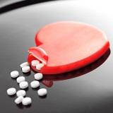 Cadeau d'affaire Boîte bonbons Heartbeat