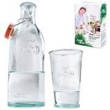 Cadeau d'affaire Bouteille et verre Recycle