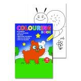 Cadeau d'affaire Livre à coloriage Puncto