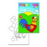 Cadeau d'affaire Livre à coloriage Farmer