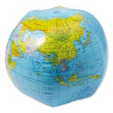 Cadeau d'affaire Ballon de plage Globe