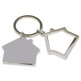 Cadeau d'affaire Porte-clés Duo-Home