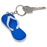 Cadeau d'affaire Porte-clés Flipflop