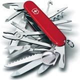 Cadeau d'affaire Couteau Victorinox SwissChamp