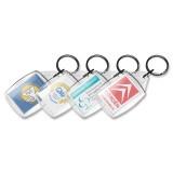 Cadeau d'affaire Porte-clés plexi Crystal