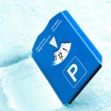Cadeau d'affaire Disque de stationnement Parking (NL)