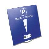 Cadeau d'affaire Disque de stationnement Arrivée (FR)