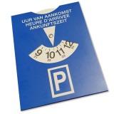 Cadeau d'affaire Disque de stationnement Arrival (BE) Promo