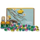 Cadeau d'affaire Oeufs de Pâques Big Chocolate Party