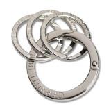 Cadeau d'affaire Porte-clés Zoom Silver (Cerruti)