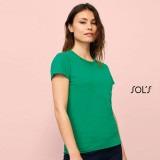 Cadeau d'affaire T-shirt Impérial (femme) 190 g/m²