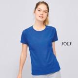 Cadeau d'affaire T-shirt Sporty (femme) 140 g/m²
