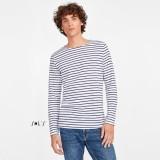 Cadeau d'affaire T-shirt Marine (homme) 150 g/m²