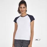 Cadeau d'affaire T-shirt Milky 150 g/m²