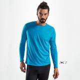 Cadeau d'affaire T-shirt Sporty LSL (homme) 140 g/m²