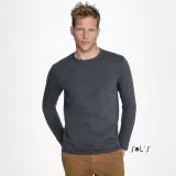 Cadeau d'affaire T-shirt Imperial LSL (homme) 190 g/m²