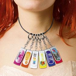 Clés USB personnalisées - Cadeaux d'affaires EuroGifts