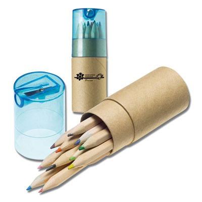 Tube crayons Duo